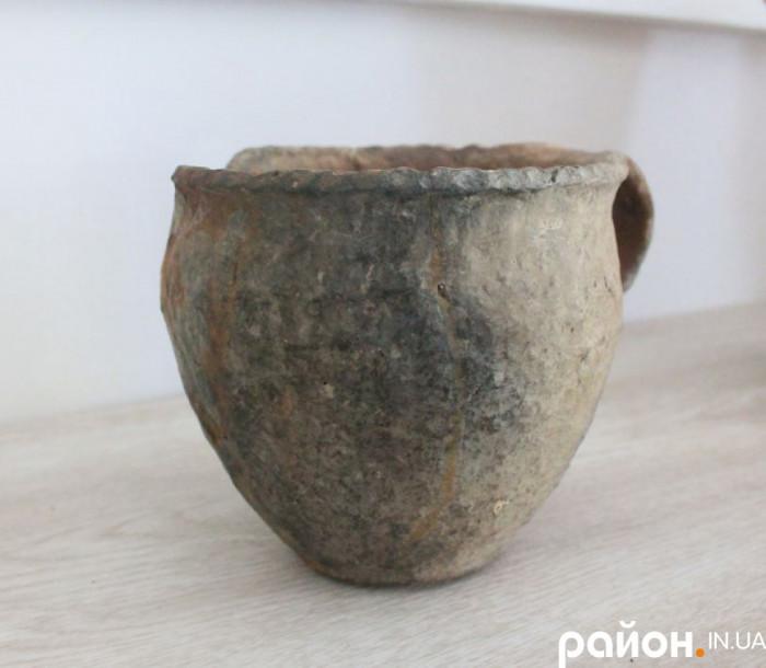 Один із найстаріших експонатів музею
