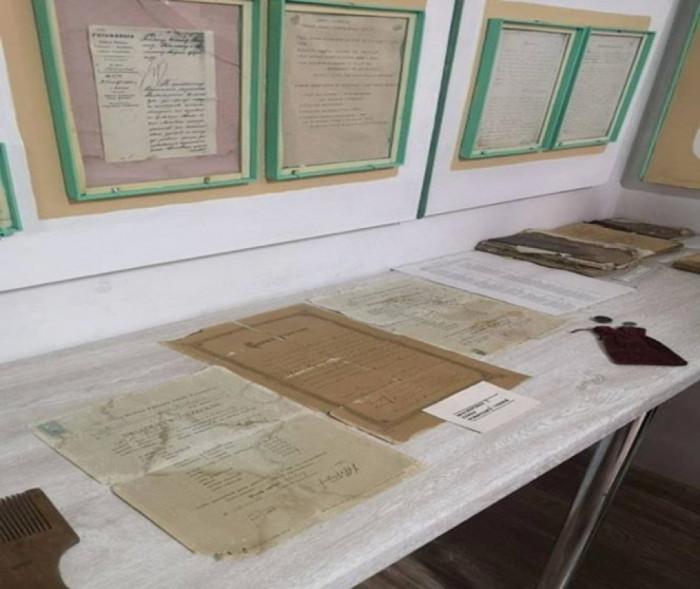 Документи з історії села