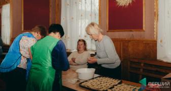 Безкоштовні обіди у Нововолинську