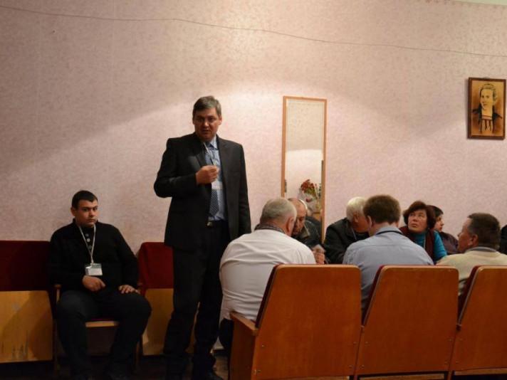 Повідомили, хто увійшов до складу окружної виборчої комісії на окрузі №19