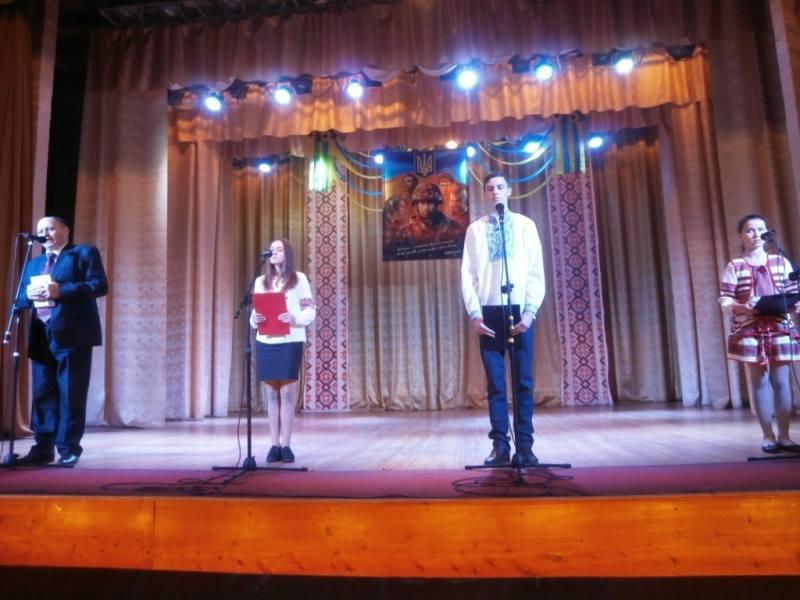 Назвали переможців конкурс есе на тему: «Небесна Сотня у пам'яті народу»
