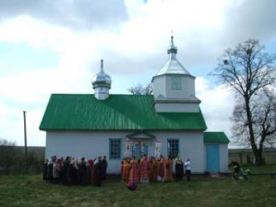 На Волині релігійна громада перейшла до ПЦУ