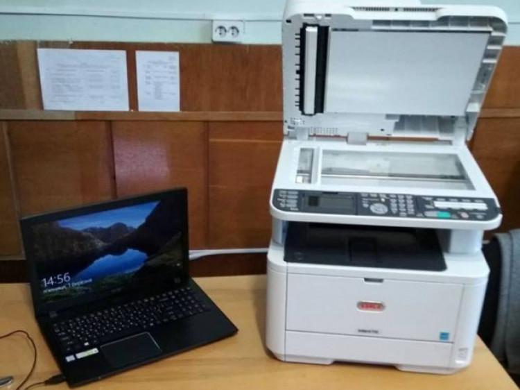 Для Любешівської громади закупили комп'ютерну техніку