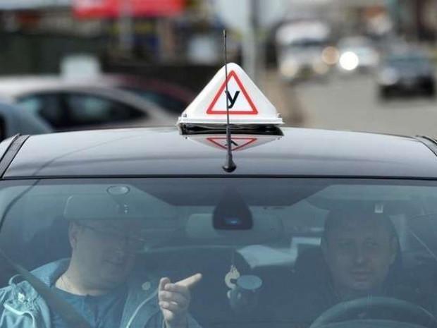 Запровадили відеофіксацію процесів складання іспитів на отримання водійських прав