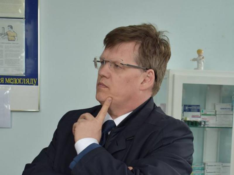 Віце-прем'єр-міністр, міністр соціальної політики Павло Розенко