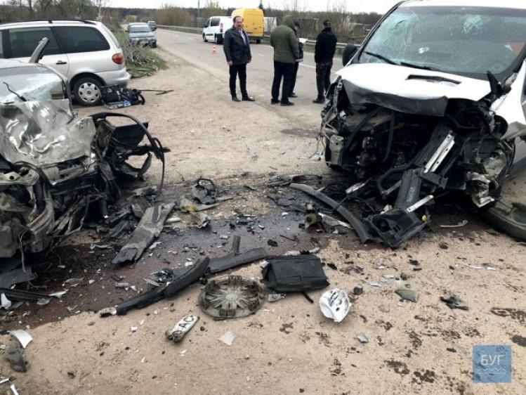 Смертельна аварія біля Литовежа
