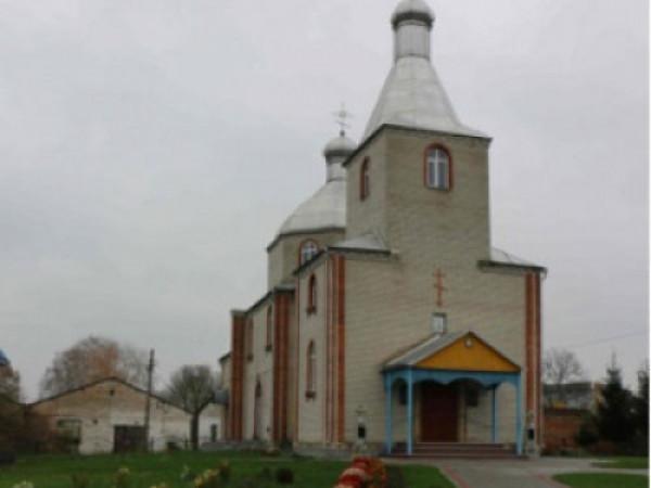 Церква в Будятичах