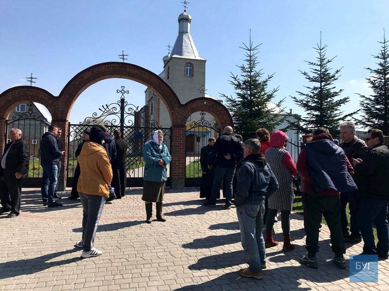 Свято-Миколаївський храм у селі Будятичі