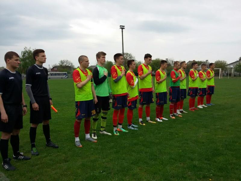 Іваничівські футболісти виграли у команди з Горохова
