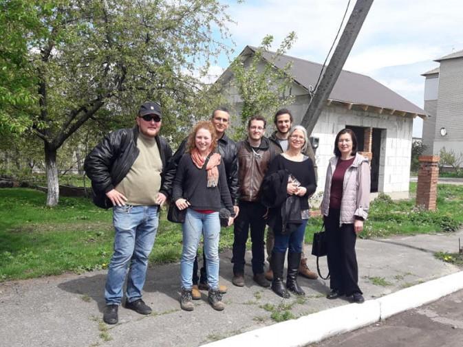 На Іваничівщину навідались нащадки українських євреїв