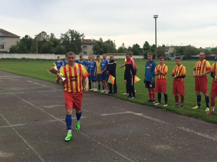 Павлівські футболісти обіграли ФК «Луга»