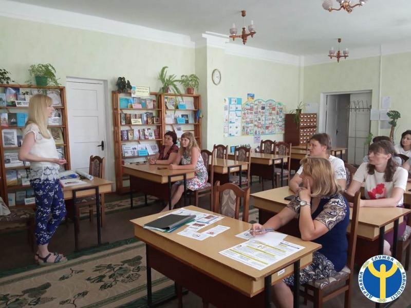 В Іваничах відбувся тренінг з розвитку молоді в умовах децентралізації