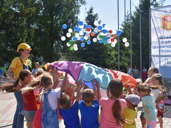 Іваничівська ОТГ вдруге відсвяткувала День громади