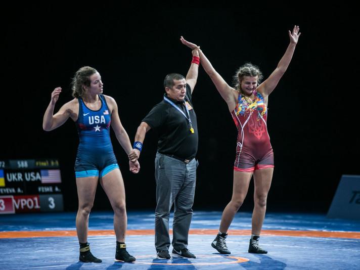 Волинянка стала призеркою чемпіонату світу
