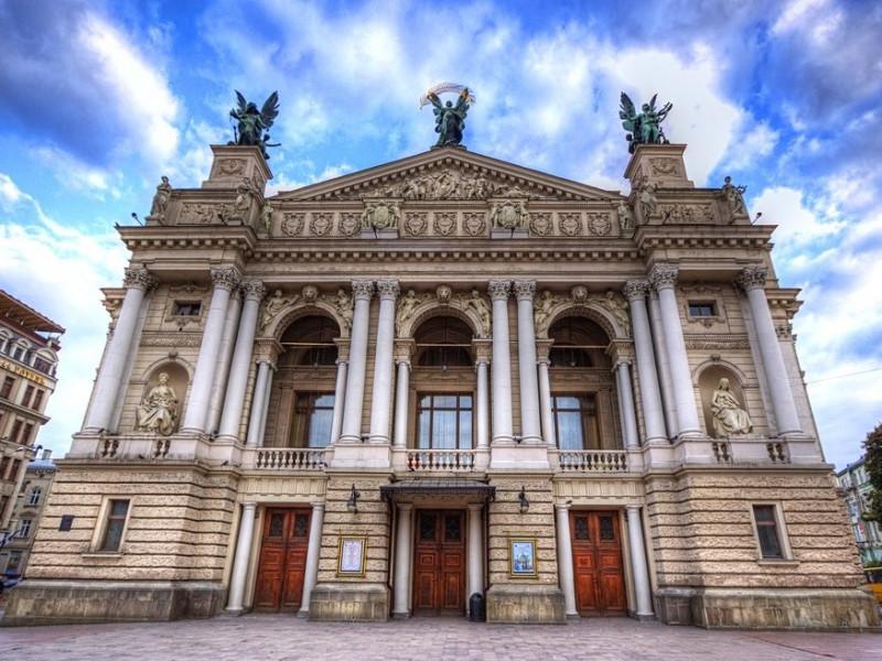 Львівський театр опери і балету