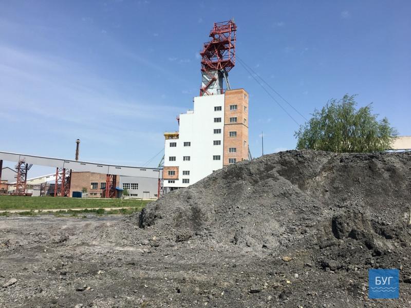 Копальня №10 «Нововолинська»
