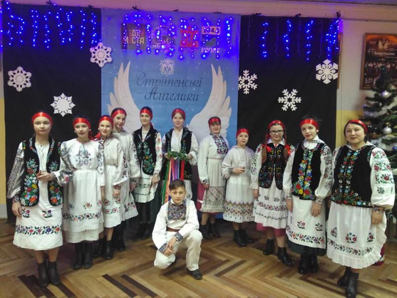 фольклорний ансамбль «Веретенце»