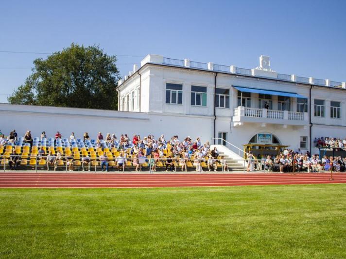оновлений стадіон «Шахтар»