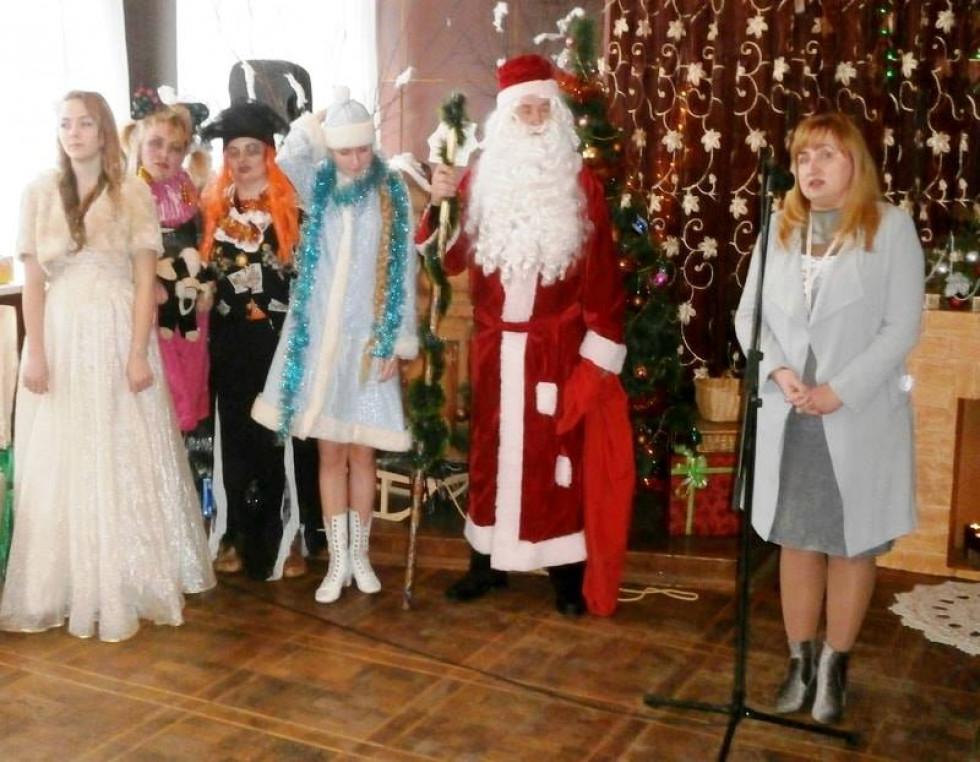 Із вітальним словом до гостей свята звернулась голова районної державної адміністрації Лілія Кревська.