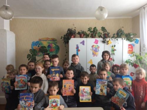 Година-казка у школі села Павловичі