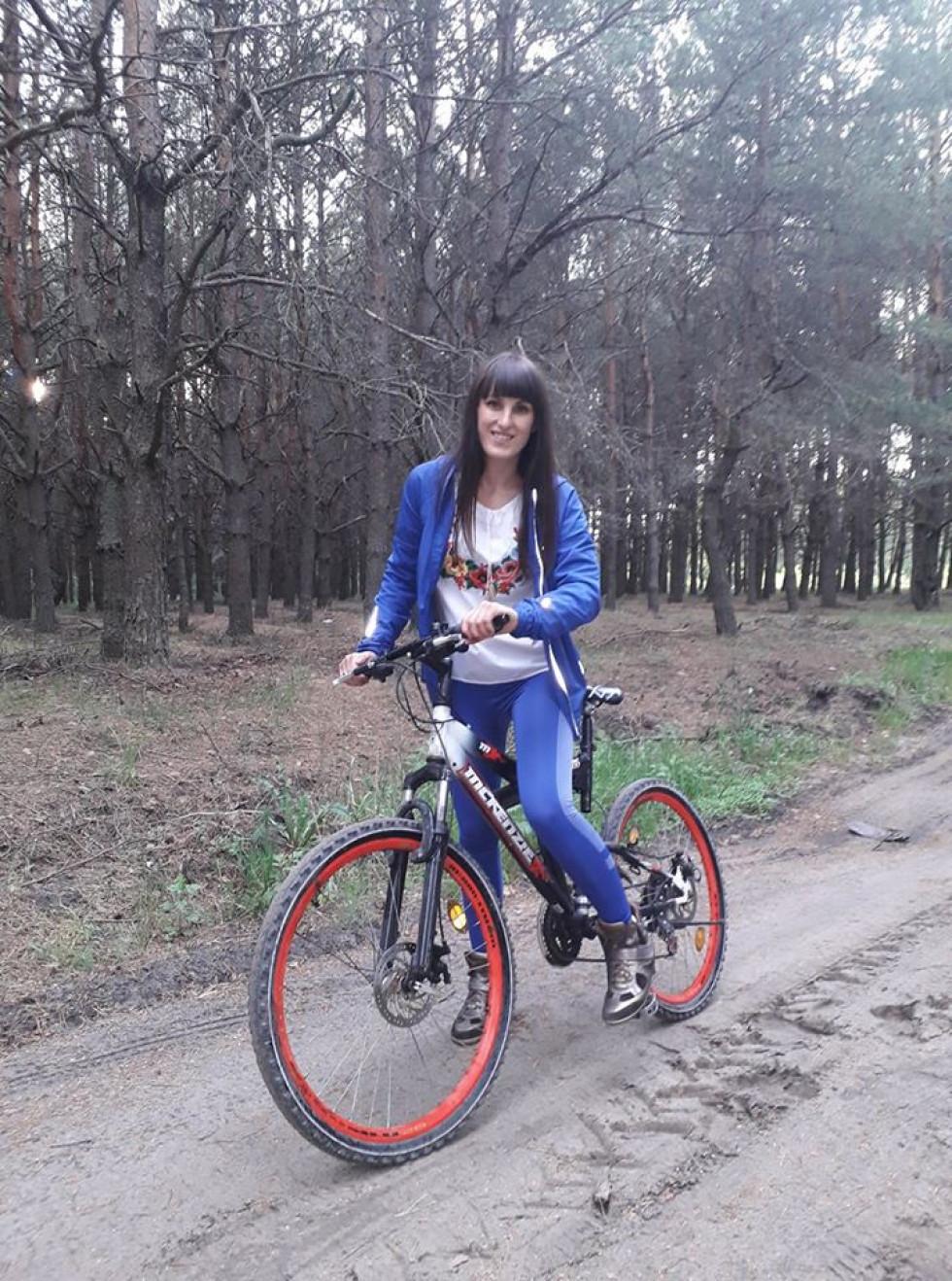 Вікторія Шафарчук