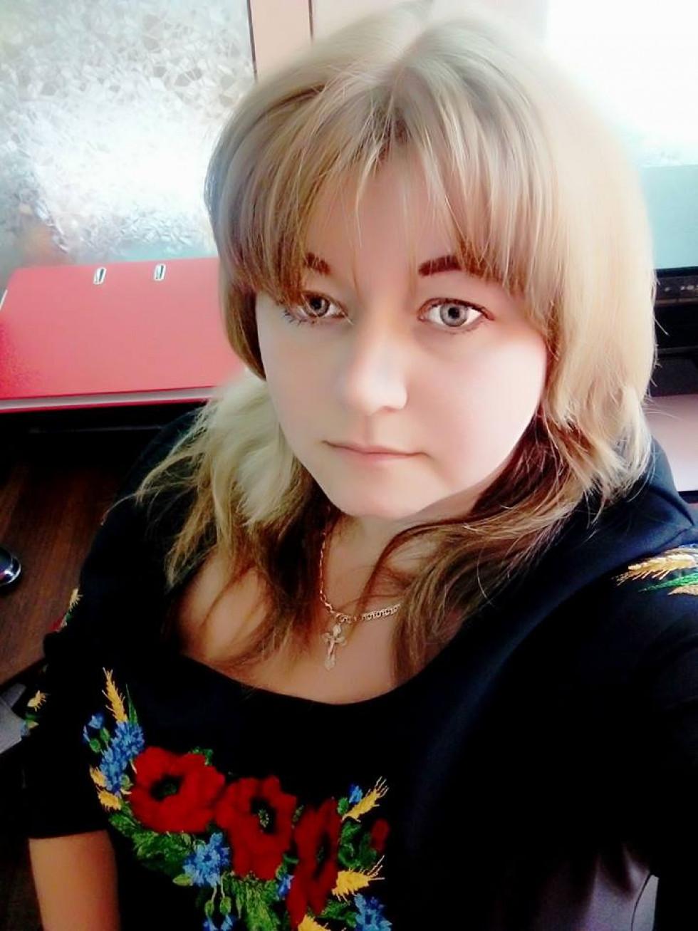 Олена Касянчук
