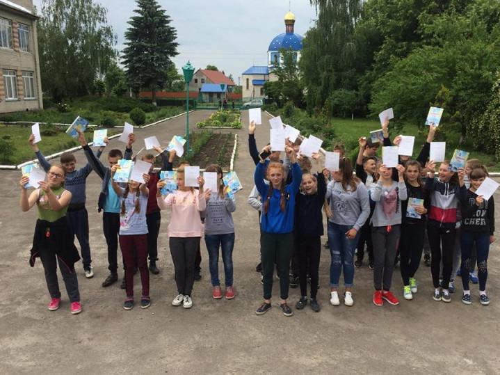 Команди та учасники отримали грамоти та приємні подарунки.