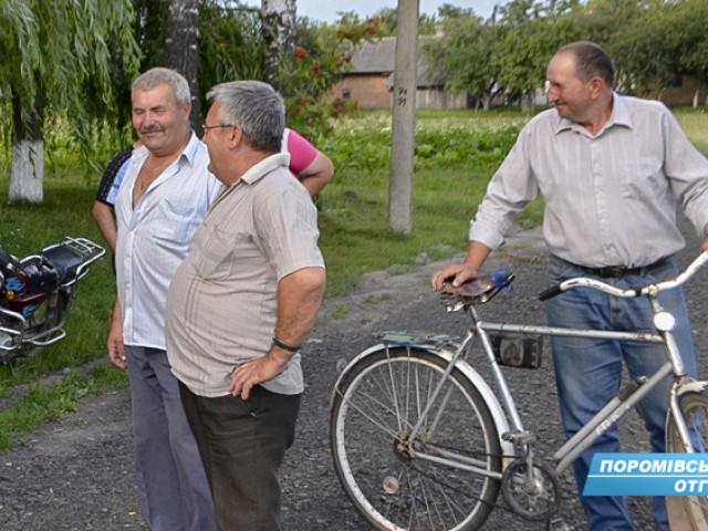 6 липня в будинку культури села Петрове пройщли сходи селян