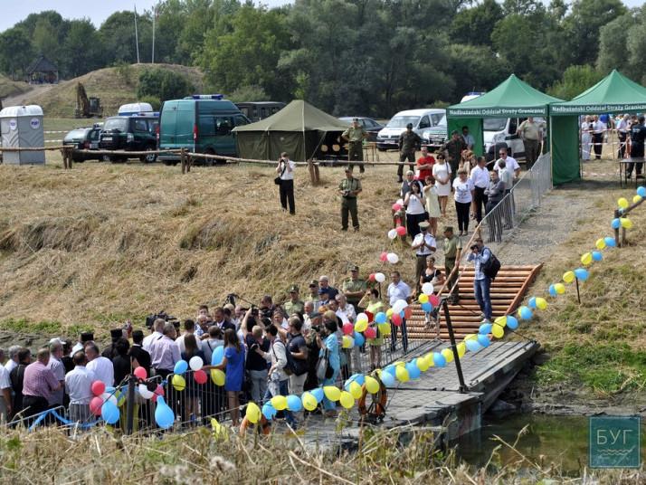 13 серпня відбудуться ювілейні 10-ті Європейські дні добросусідства «Кордон 835»