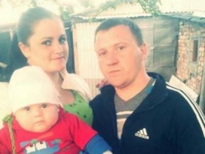 Наталія Куницька з родиною