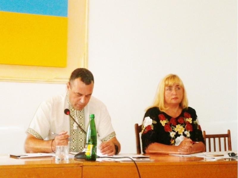 Відбулася позачерговадвадцять восьмасесія Іваничівської районної ради сьомого скликання