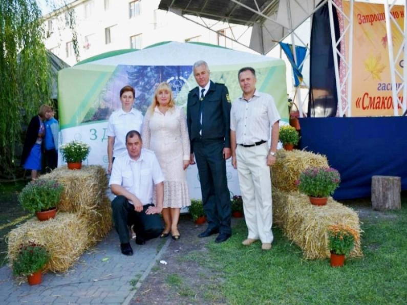 Іваничівських лісівників привітали з професійним святом