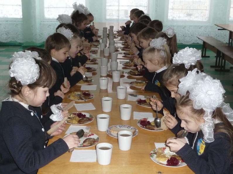 В Іваничах визначились, які учні безкоштовно харчуватимуться у школі