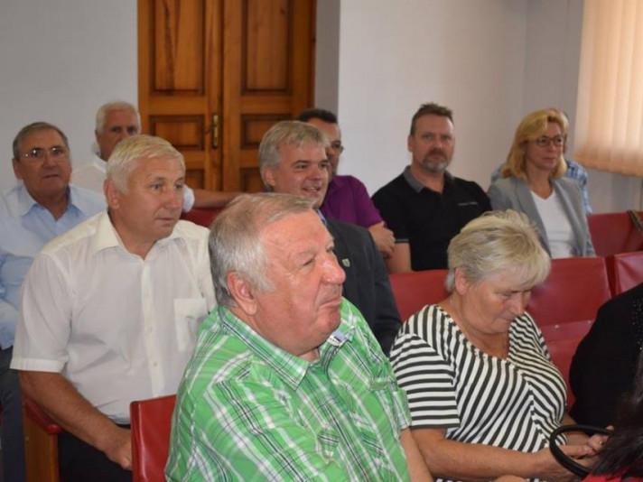 Іваничівську об'єднану територіальну громаду відвідали іноземні гості