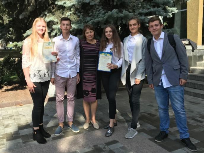 Іваничівські школярі - призери турніру юних правознавців