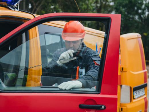 У трьох районах Волині люди сидять без газу, аграрій трактором пошкодив газопровід