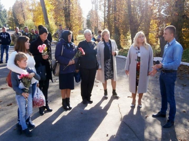 На Волині розпочато будівництво пам'ятного знаку Героям Майдану і учасникам АТО
