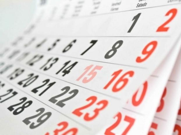 Скільки вихідних матимуть волиняни у грудні