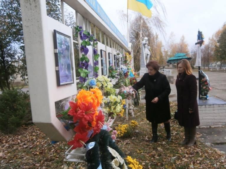 В Іваничах вшанували Героїв, які полягли за Україну