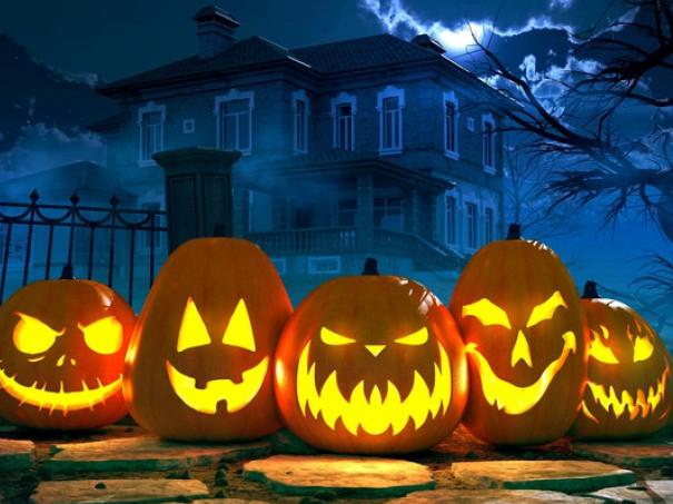 31 жовтня: святкуємо Геловін