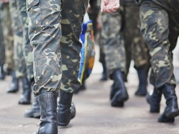 Волинські призовники ухиляються від строкової служби в ЗСУ