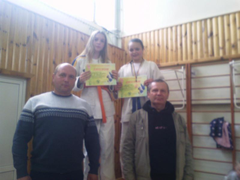 Спортсмени з Павлівки вибороли кілька призових місць на турнірі із дзюдо