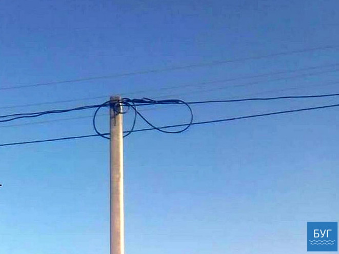В одному з районів Волині невідомі вкрали кабель «Укртелекому»