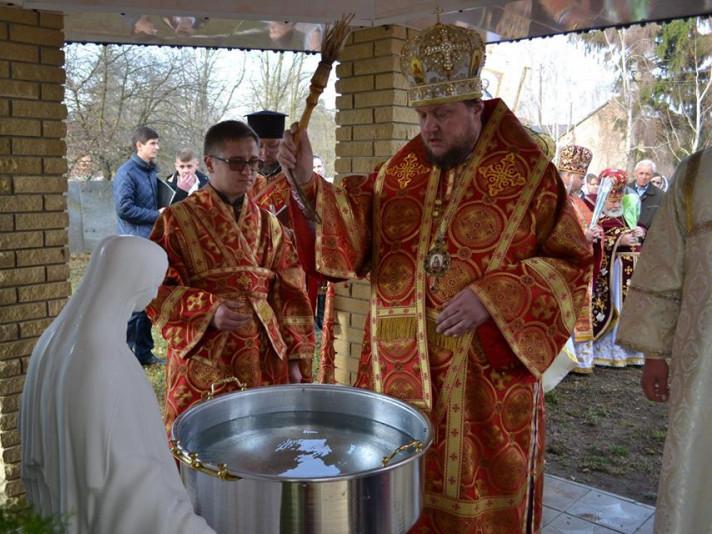 В одному із сіл Волині відзначили храмове свято