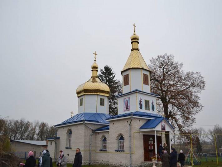 В одному з сіл Волині відзначили храмове свято