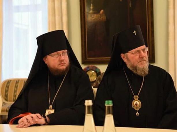 Волинський єпископ взяв участь у роботі Священного Синоду УПЦ КП