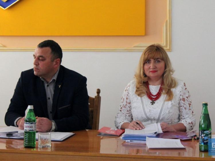 Андрій Баздюнь та Лілія Кревська