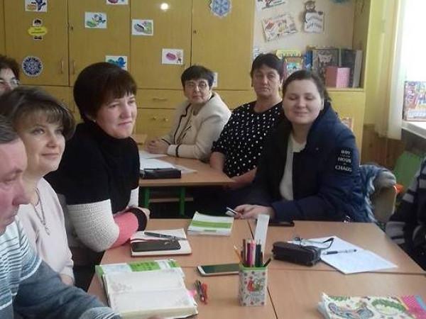 В Іваничах обговорили, як працює Нова українська школа