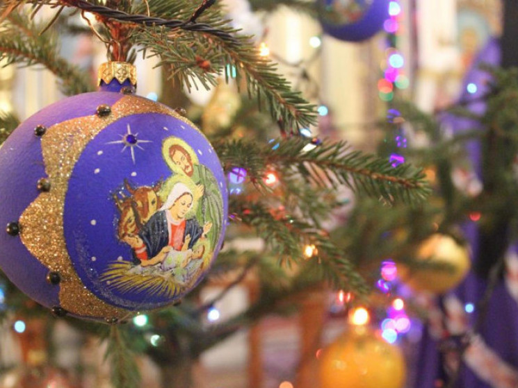 Різдвяне вітання єпископа Володимир-Волинського і Турійського Матфея
