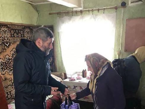 На Іваничівщині подбали про одиноких та малозабезпечених